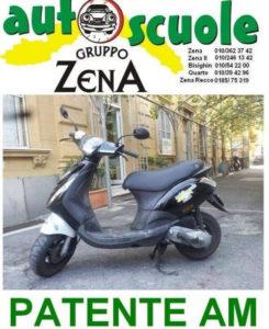 Autoscuole Zena Moto-3